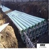 El aislamiento Chemical-Resistant & Cable Rustless tubo carcasa hecha por el FRP