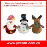 Décoration de Noël (ZY14Y477-1-2-3 25cm) Salle de Noël Cadeau de Noël Décoration Kid Cadeaux Enfants