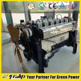 El motor de gas natural para grupo electrógeno
