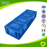 青いカスタマイズされた100%年のバージンPPの物質的な転換ボックス
