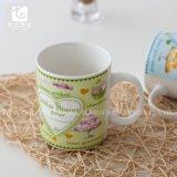 Mok van de Thee van de Mok van de Koffie van de Dag van de in het groot Valentijnskaart de Ceramische
