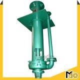 vertikale Gummipumpe des schlamm-504m3/H unter Wasser