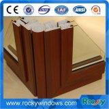 Co-Extrusion UPVC Profile 6mm Plastic Door Frame