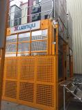 Élévateur de crémaillère et de pignon de série de Sc soulevant l'ascenseur de /Construction