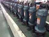 Qdx6-25-1.1 Dayuan elektrische versenkbare Wasser-Pumpen 220V/380V, 1.5HP (Anschluss 1.5inch)