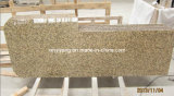 Countertops van het Graniet van de Huid van de tijger Gele voor Keuken, Badkamers