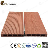 Épaisseur 30mm Red Wood Emboss Decoration WPC Flooring