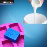 Gomma di modellatura del silicone per le muffe del sapone