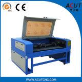 Gravure de laser de CO2 et machine de découpage acrylique de laser de feuille de machine de découpage