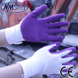 Super Nmsafety мягкой пены латекс садоводство рабочие перчатки