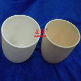 Crogiolo di ceramica dell'allumina a temperatura elevata (alta forma o forma bassa)