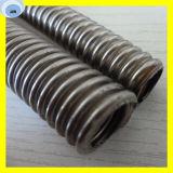 Tuyau ondulé en acier inoxydable tressé flexible haute pression pour l'eau