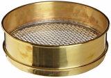 """Сетки испытания нержавеющей стали, 8 """" диаметр, #20 сетка, полная высота"""
