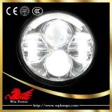 5.65 pulgadas LED 40W el faro de Harley Davidson faros LED luces de alta/baja