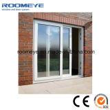 中国製構築の建築材料PVCスライドガラスドア