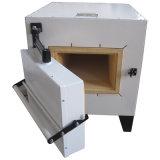 Horno de mufla de laboratorio industrial, horno de resistencia eléctrica de tipo de caja