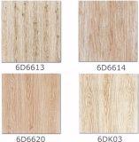 Azulejos de suelo de madera de cerámica/azulejos de suelo naturales de la porcelana