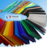 Feuille populaire d'acrylique de couleur de 2017 4 ' *8'ft