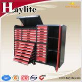 Governo di strumento resistente del garage di strato del ferro Multi- dei cassetti