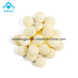 Soem-direktes Fabrik-orange Aroma-Vitamin- Ckaubare Tablette