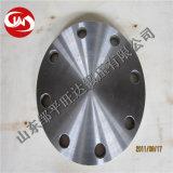 Brida ciega (BL) Forjado de acero al carbono brida en Shandong