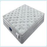 Colchón de espuma de memoria con tapa desmontable acolchada