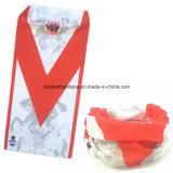 Soem-Erzeugnis-Polyester Microfiber Multifunktionssport Headwear