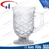 80ml de la copa de cristal transparente de alta calidad para el café (CHM8154)