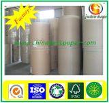 Rouleau de papier thermique imprimé OEM/ventes d'usine de papier thermique