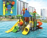 Le stationnement de l'eau de matériel de parc d'attractions de l'eau de bonne qualité glisse en vente