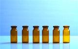 15ml NullBorocilicate bernsteinfarbige Glasphiole
