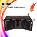 "Kudo Dual 12 ""Portable Multi-Functional Speaker System"
