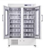 Холодильник крена крови стационара используемый лабораторией