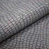 De matte Huid van de Slang van de Oppervlakte zoals het Kunstmatige Leer van de Schoen van Pu