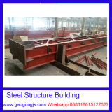 Estructura de acero, edificio de la estructura de acero, marco de acero