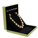 Rectángulo de empaquetado de Matt de la joyería hecha a mano ciánica al por mayor del regalo para el collar