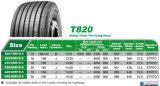 11r24.5 385/65r22.5 8r19.5 Annaite Botoの最もよい中国のブランドのトラックのタイヤ