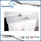 Australische Populair past de Hoge Glanzende Witte Ijdelheid van de Badkamers aan (AC8120)