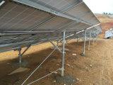 C 채널 단면도 찬 양식 태양 전지판 부류