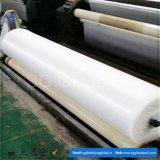 Tissu en polypropylène teinté blanc pour emballage de balles
