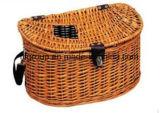 Suspenda la cesta del sauce del tipo con la forma y el tamaño modificados para requisitos particulares