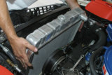 フォードの中継バス1103120のための自動車部品の自動ラジエーター