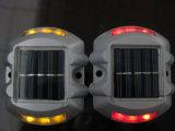 Алюминиевый корпус с твёрдым покрытием солнечной Cat глаза отражают шпилька дорожного движения