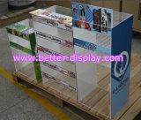Cabinet d'affichage en acrylique en acrylique personnalisé en usine Btr-D3026