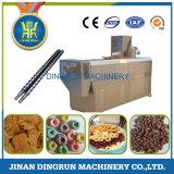 cadena de producción de los bocados del cereal de desayuno