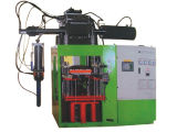 Ce&ISO9001のふいごのためのゴム製シリコーンの射出成形機械