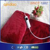 Migliore coperta veloce staccabile di vendita della manovella del riscaldamento del panno morbido di lusso