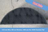 Het Stootkussen van de Ruitverwarmer van de Eliminator van de mist - Roestvrij staal, Monel 400, Titanium