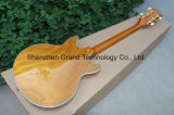 Or 335 corps creux de matériel électrique (TJ de Guitare Jazz-225)