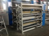 Chaîne de production de carton ondulé utilisée ridée faisant la machine